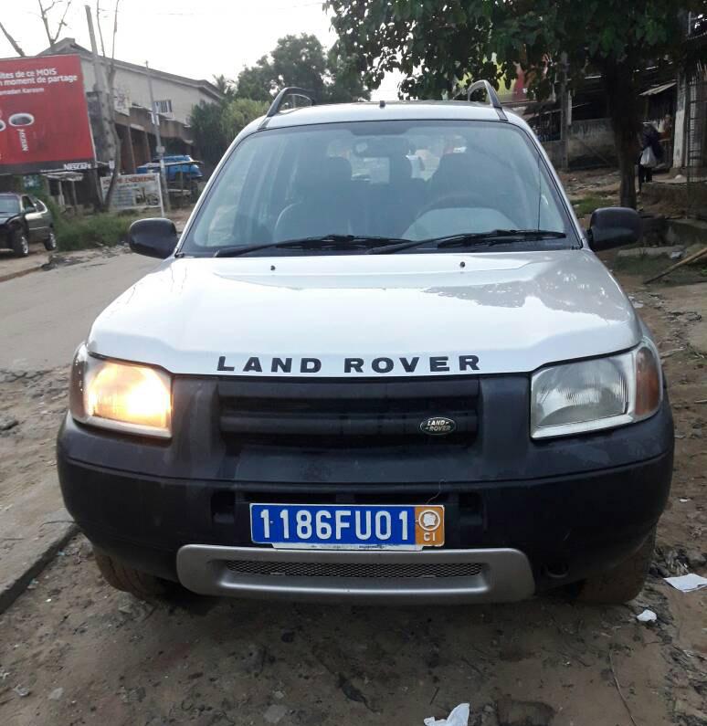 land rover freelander englaise 168000 km a. Black Bedroom Furniture Sets. Home Design Ideas