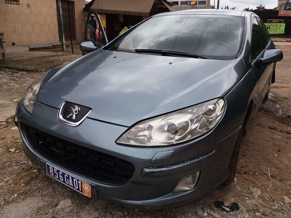 peugeot 407 francaise 189000 km a vendre. Black Bedroom Furniture Sets. Home Design Ideas