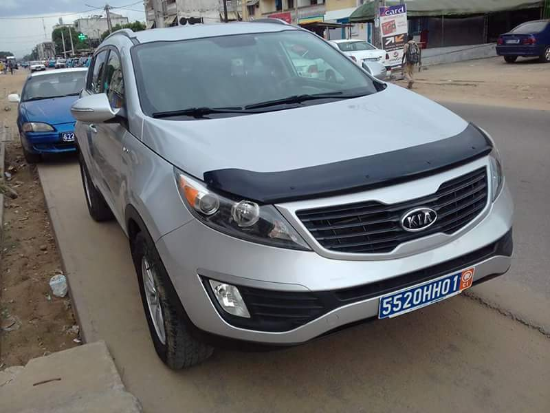 kia sportage europeenne 89000 km a vendre. Black Bedroom Furniture Sets. Home Design Ideas