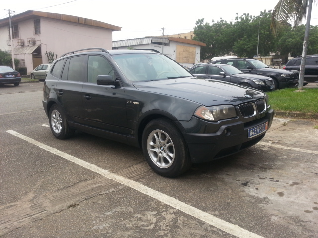 bmw x3 2004 136000 km a vendre co t 4. Black Bedroom Furniture Sets. Home Design Ideas