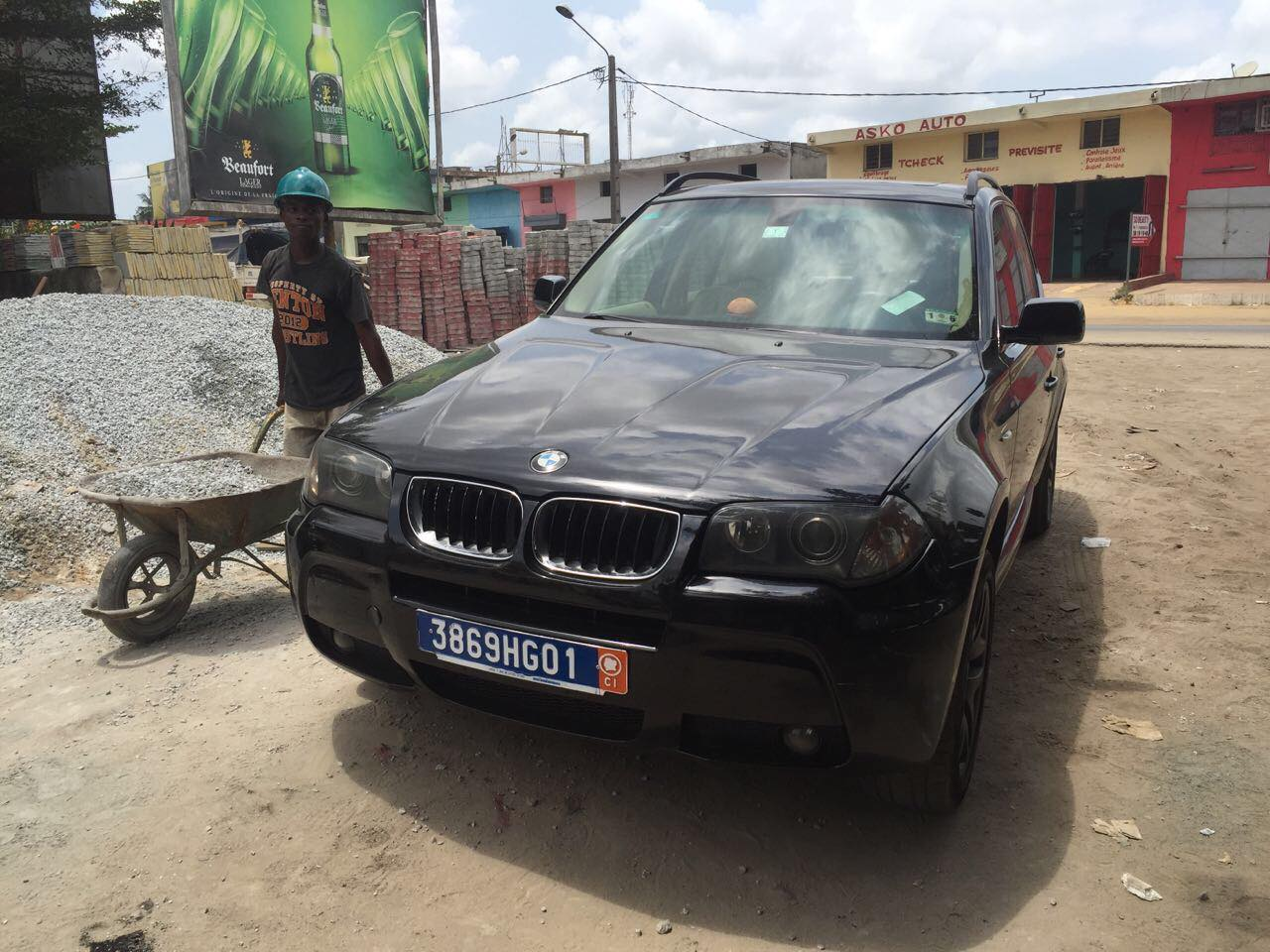 bmw x3 bmw x3m 152000 km a vendre co t 7. Black Bedroom Furniture Sets. Home Design Ideas