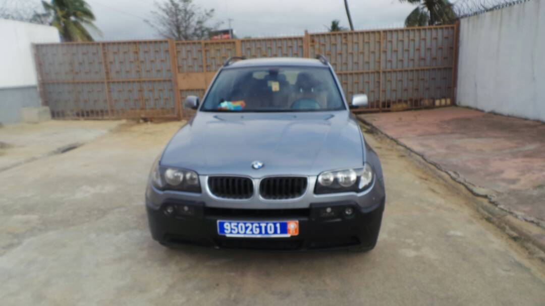 bmw x3 americaine 125235 km a vendre co t. Black Bedroom Furniture Sets. Home Design Ideas