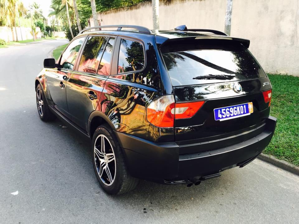 bmw x3 v6 auto essence 140000 km a vendre. Black Bedroom Furniture Sets. Home Design Ideas