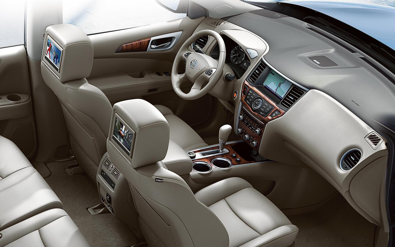 Auto Ci Nissan Pathfinder Du Concessionnaire Atc Comafrique